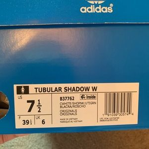 adidas Shoes - Adidas Tubular Shadows